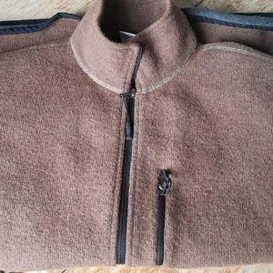 Aigle wool blend vest